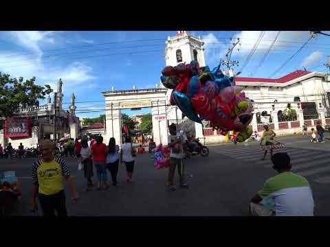 Philippines Cebu City Tour Paul Ranky 4K UHD H264 Video
