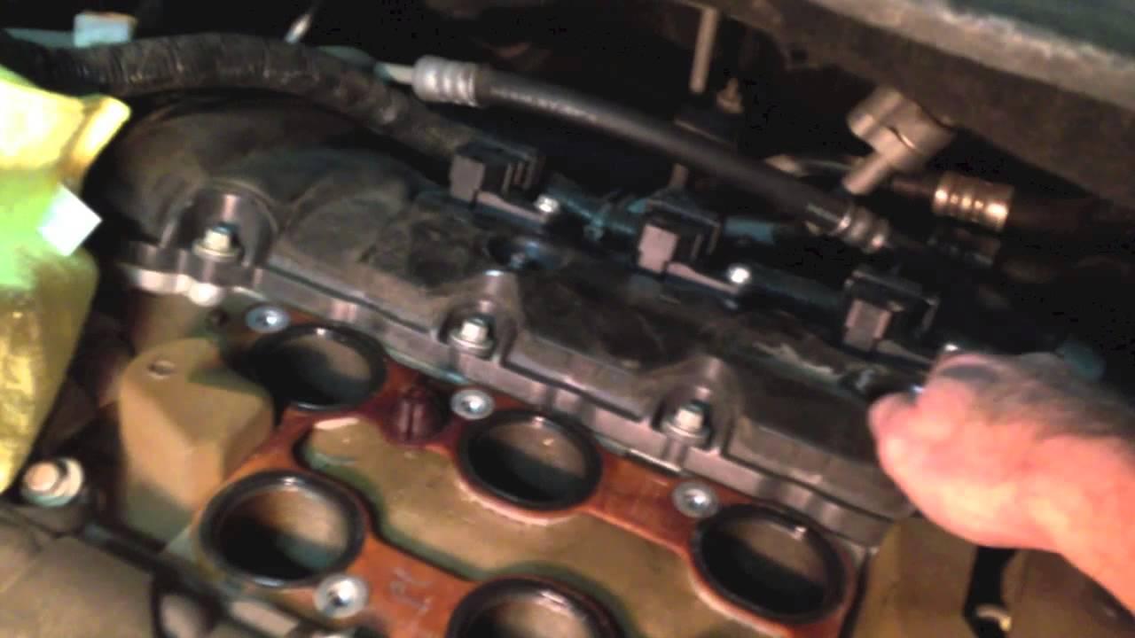 2009 gmc acadia spark plug replacement [ 1280 x 720 Pixel ]