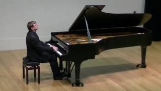 Wolfgang Amadeus Mozart: Fantasia D minor, KV 397 – Jan Dušek - piano /LIVE/
