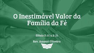 Culto Noturno 05/07/2020 | Rev. Amauri de Oliveira - Texto: XX:XX
