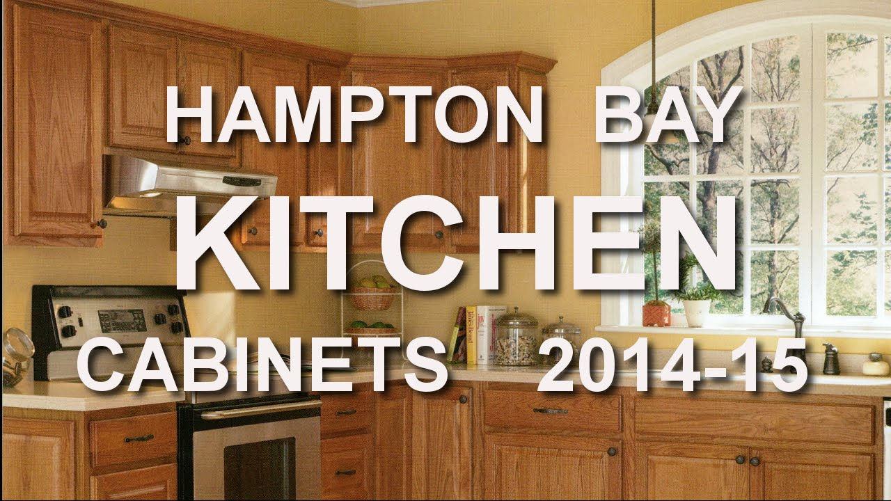 Kitchen Cabinets Catalog hampton bay kitchen cabinet catalog 2014-15 at home depot - youtube