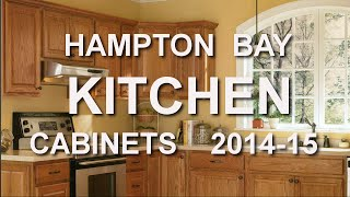 Hampton Bay Kitchen Cabinet Catalog 2014-15 At Home Depot