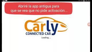 Activación mediante email Carly for bmw