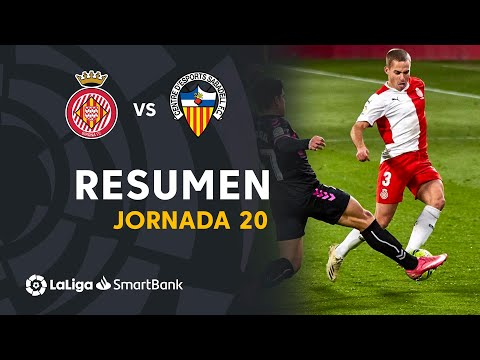 Girona Sabadell CE Goals And Highlights