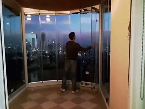 Katlanir Cam Balkon M2 Fiyatlari Youtube