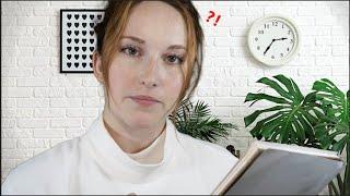 ASMR - Tu passes une entrevue d'emploi! 💤 (chuchotements, écriture, attention perso)