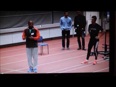 jonas dodoo SPRINT LECTURE/SPRINT DRILLS/ENGLISH ONLY