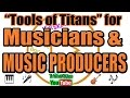 Tools for Music Producers & Musicians