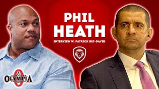Phil Heath - Confessions of a 7 Time Mr. Olympia