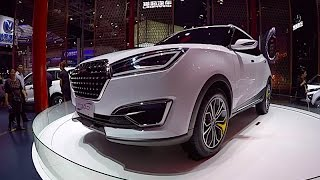 new 2017 crossover Zotye T300 thumbnail