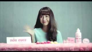 [Doll Eyes] Quỳnh anh Shyn hướng dẫn đeo kính áp tròng