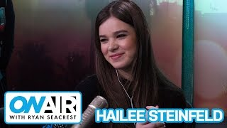 """Hailee Steinfeld Explains Meaning of """"Rock Bottom""""   On Air with Ryan Seacrest"""