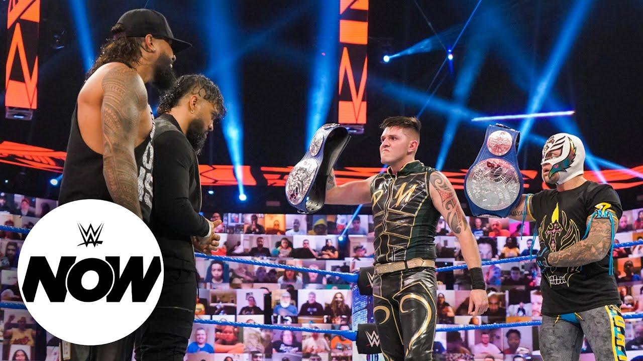 WWE Summerslam 2021: New Title Match Officially Announced 34