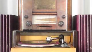HEUT KOMMEN DIE BLAUEN HUSAREN, gesungen von Zarah Leander (1942)