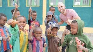 ETHIOPIA SCHOOL INAUGURATION | Stefan James Vlog