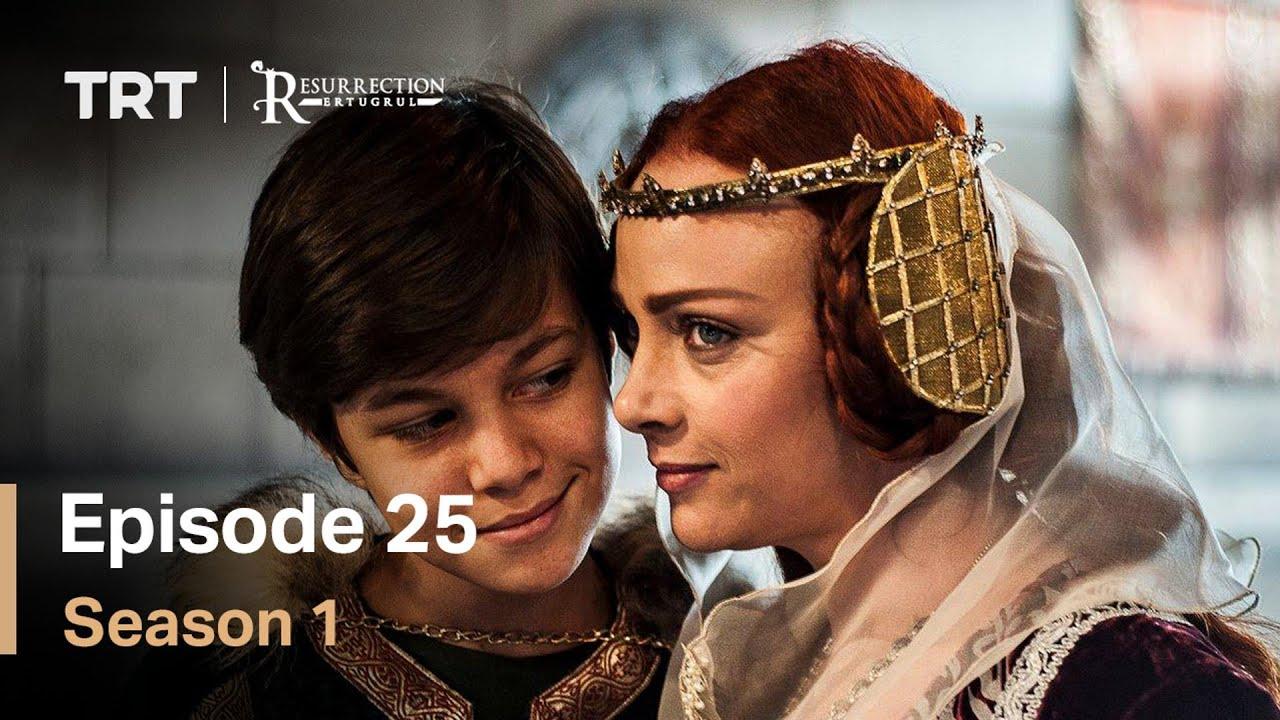 Resurrection Ertugrul Season 1 Episode 25 (English Subtitles)