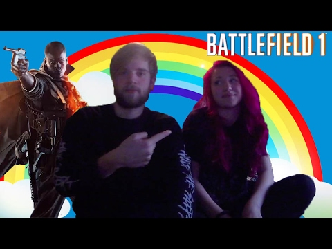 BATTLEFIELD 1- Ogni Morte Una? W/ PINK HAIR