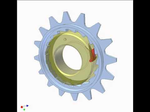 Ratchet mechanism 5