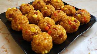 喜欢吃糯米就试试这种做法吧,咸香美味,比粽子简单,出锅抢着吃