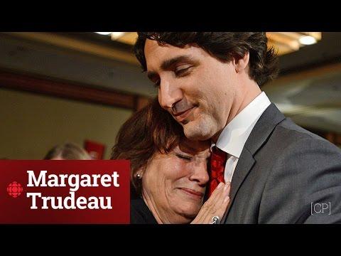 Margaret Trudeau on Justin