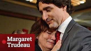 Margaret Trudeau on Justin's win: 'A golden moment in my life' | CBC Radio
