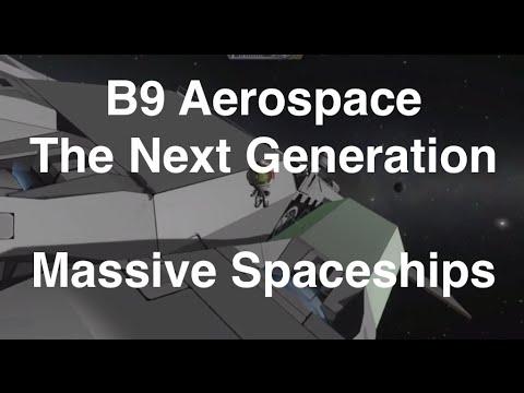 Kerbal Space Program - B9 Aerospace Updates