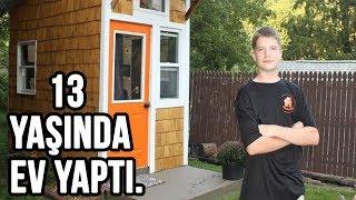 13 Yaşındaki çocuk, 1500 Dolara Kendine Ev Yaptı. Ailesinin tepkisi İNANILMAZ !