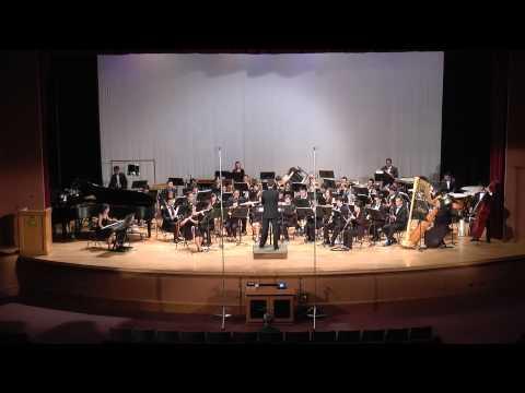 David Maslanka - Symphony No. 4, for wind ensemble