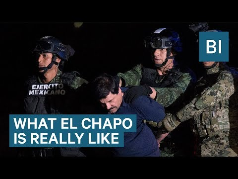 What El Chapo Is Really Like