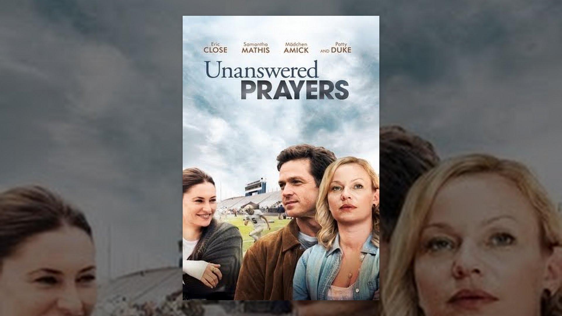 Unanswered Prayers - YouTube