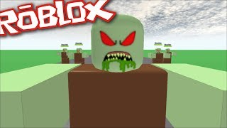 Roblox ZOMBIE APOCALYPSE SURVIVAL / SURVIVE THE ZOMBIE ATTACK AND WIN THE GAME!! Roblox