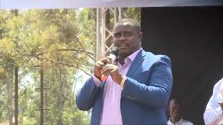 William Ruto will carry the central bank of Kenya to Sugoi, Cleophas Malala