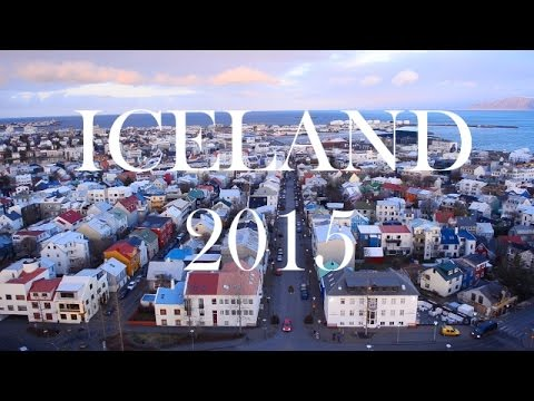 Iceland in 60 Seconds.