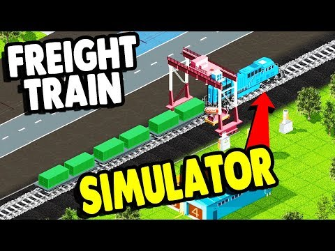 NEW FAVORITE, Cargo & Freight Train Station Update | Train S