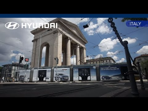 [Travel More with Hyundai] OOH AD Film – Italy, Spain, France