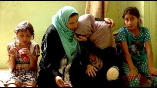 Iraq: For west Mosul girl, fleeing comes at a cost