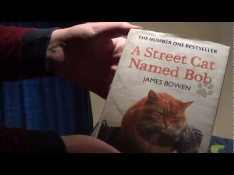 A Street Cat Named Bob Book Review.