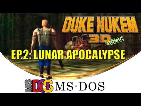 "Duke Nukem 3D: Atomic ""Ep. 2: Lunar Apocalypse"" [MS-DOS]"