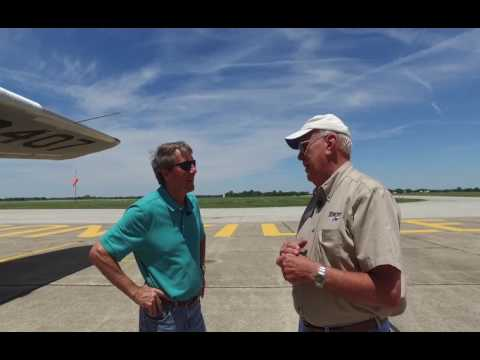Ilinois Stories Ford TriMotor in Jacksonville WSEC TV PBS Springfield
