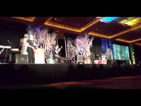 Vegascon 2016: Jim Beaver and Kim Rhodes full panel from periscope by @poptivist