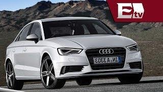 Audi presenta nuevo A3 Sedan en México / Atracción con Alfonso Chiquini