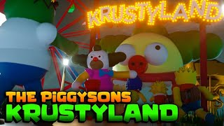 The Piggysons CHAPTER 7 🎢 KRUSTYLAND 🎢 (Roblox The Piggysons)