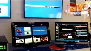 ISE 2013: Analog Way Shows the NeXtage 16 System