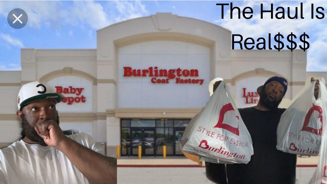 d762225aec827 Spent All My Money In Burlington Coat Factory - YouTube