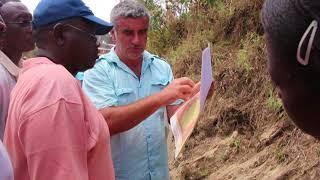 Minéralisation des éléments des terres rares dans Bujumbura rural.