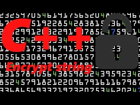 C++ Convert String to ASCII Code