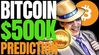 MAX KEISER: Bitcoin (BTC) Will Hit $500K Because U.S. Will Start A Giant Hash Rate War With Iran