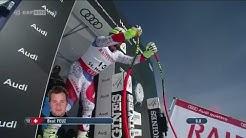 Beat FEUZ GEWINNER Lauf: Ski WM St. Moritz 2017   Herren Abfahrt 2017 - GOLD