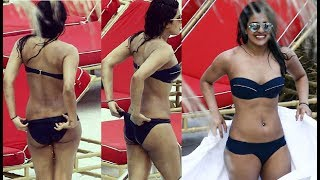 Prinyaka Chopra Oops Moments    Priyanka Chopra Wardrobe Malfunction In Hollywood Movie Shooting