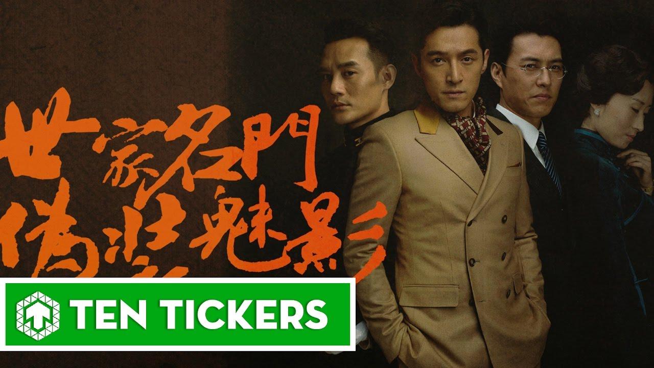 Top 10 phim truyền hình Trung Quốc hay nhất | Ten Tickers Asia 9